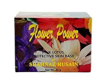 Buy Shahnaz Husain Flower Power Pink Lotus Protective Skin Base 40g