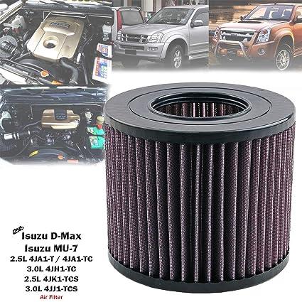 Amazon com: High Flow Air Filter For Isuzu D-Max MU-7 4JA1
