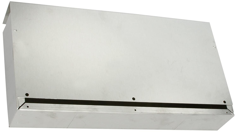 Natural Finish BUD Industries CU-712-A Aluminum Converter Box 15 Width x 2-1//2 Height x 7 Depth