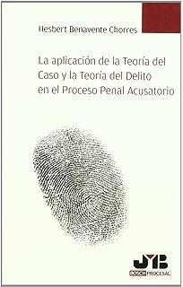 La aplicación de la Teoría del Caso y la Teoría del Delito en el Proceso Penal