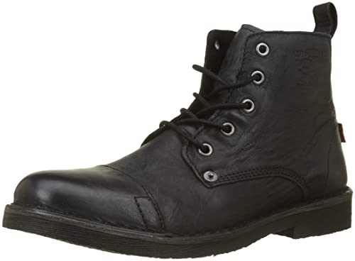 f29476a109 Levi's Men's Track Biker Boots: Amazon.co.uk: Shoes & Bags