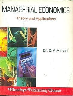 managerial economics by mithani pdf