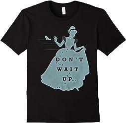 Disney Cinderella Don't Wait Up Graphic T-shirt
