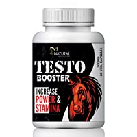 Testo Booster Herbal Capsules for Male Organ Naturally and Improve Erection Strength...