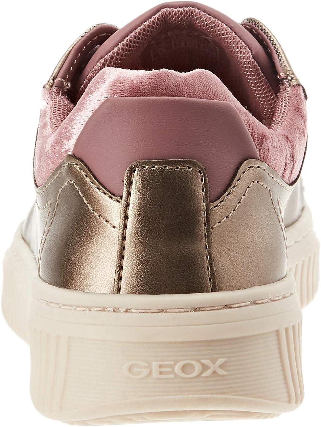 Baskets Enfiler Fille Geox J Discomix B