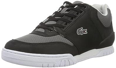 d827297d16f6f Lacoste L!VE - Sneaker - Homme - Noir (blk dk gry) - Taille 39.5 ...