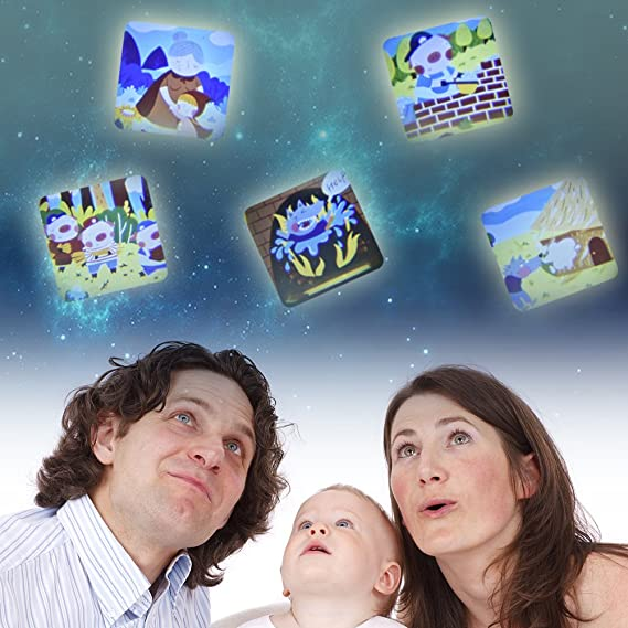 Proyector para niños, Starter Story Proyector para linterna Baby ...