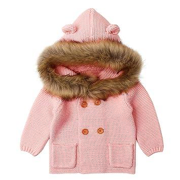 Infant Winter Warm Coat,Jchen(TM) Clearance! Newborn Toddler Baby Boys Girls