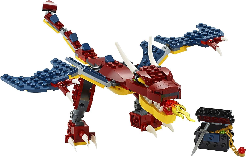 Lego Creator Dragão do Fogo 31102