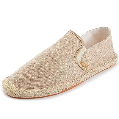 Alexis Leroy Men's Slip on Casual Flat Espadrilles | Loafers & Slip-Ons