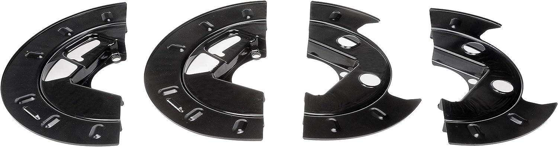 Brake Backing Plate Front Dorman 924-228