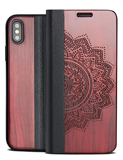 uunique iphone xs max wallet case