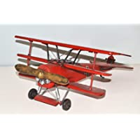 Model Plane - Fokker DR I 425/17, Red