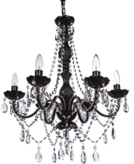 black chandelier lighting cottage style the original gypsy color light large crystal black chandelier h26 new jet black gothic crystal chandelier lighting h37 w26
