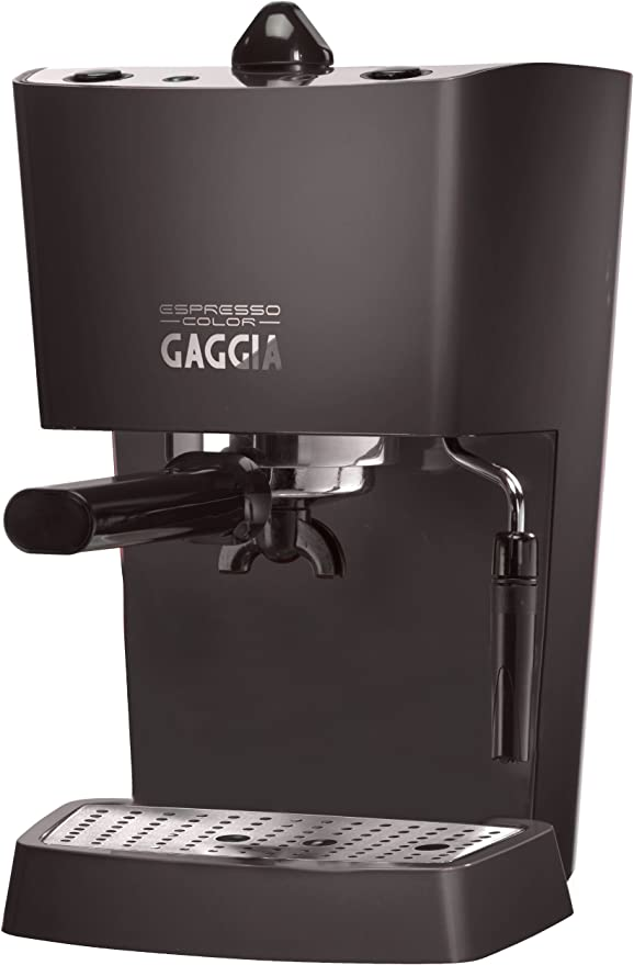 Gaggia Espresso Pure 74840 Cafetera - Negro: Amazon.es: Hogar