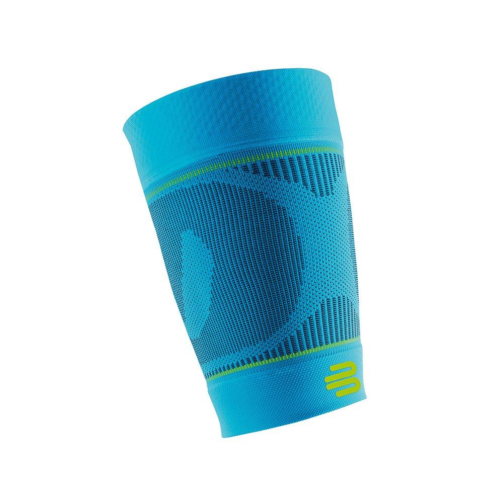 Bauerfeind, 1par Sport Compresión de muslo, unisex, izquierda y derecha portátil, para deportes de pelota y Durabilidad, Fortalecimiento de la musculatura 29345721700032