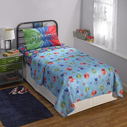 PJ Masks Twin Sheet Set