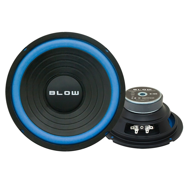Blow Subwoofer car bass speaker 8 Ohm woofer car speaker