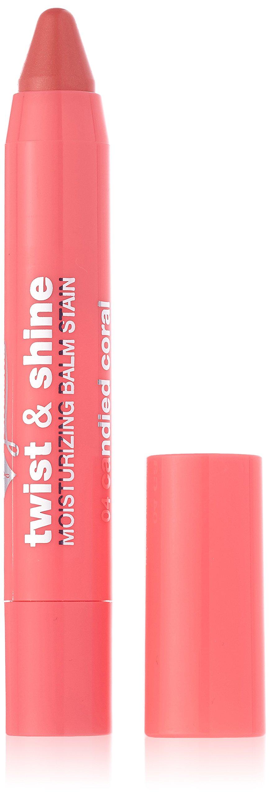 (3 Pack) JORDANA Twist & Shine Moisturizing Balm Stain - Rock N Rogue Clearasil Stubborn Acne Control 5in1 Concealing Treatment Cream, 1 oz