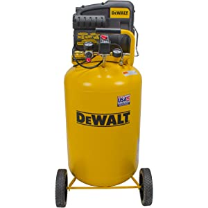 DeWalt 30-Gallon Oil-Free Air Compressor