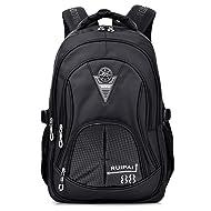 Vbiger Girl's & Boy's Backpack for Middle School Cute Bookbag Outdoor Daypack