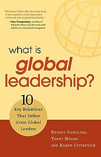 Amazon los 5 niveles de liderazgo demonstrados pasos para what is global leadership 10 key behaviors that define great global leaders fandeluxe Choice Image