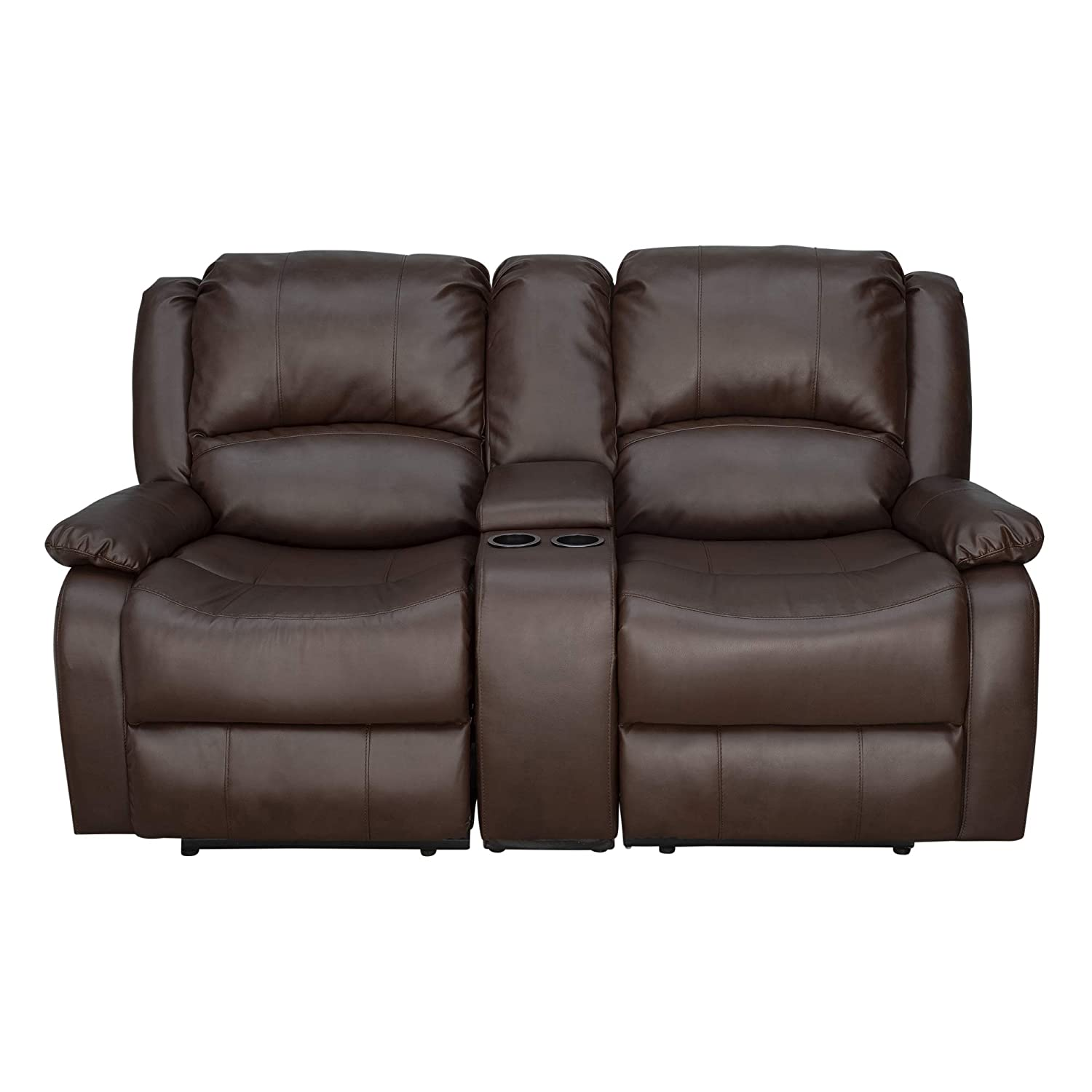 Amazoncom Recpro Charles Collection 67 Double Recliner Rv Sofa