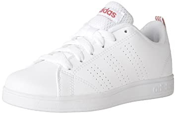 huge selection of ff5d6 34d43 adidas VS Advantage Nettoyer Chaussures, BB9976, Blanc, 3