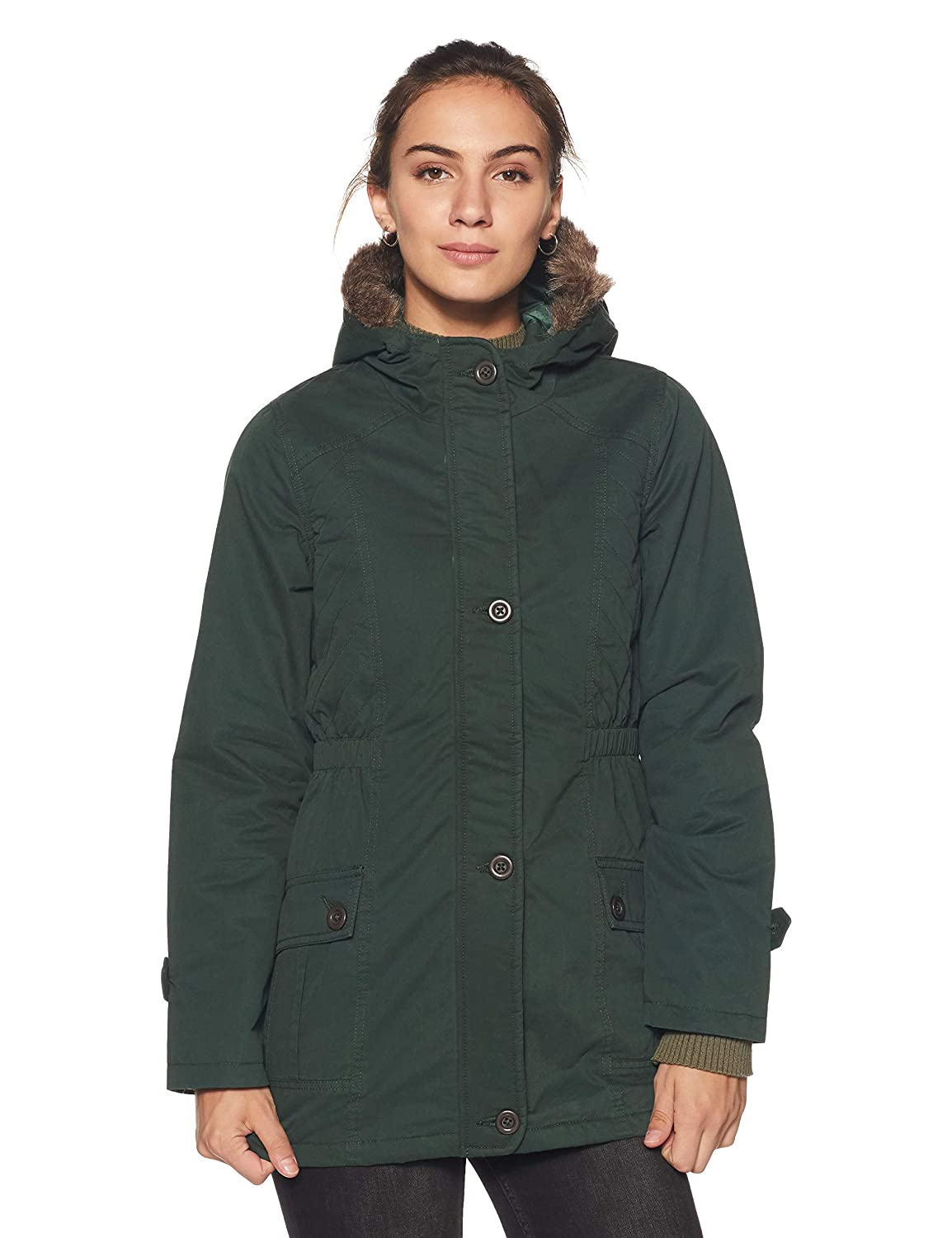 Endeavor Women's Parka Jacket