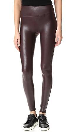 d857308b8 Spanx Faux Leather Leggings  Amazon.co.uk  Clothing