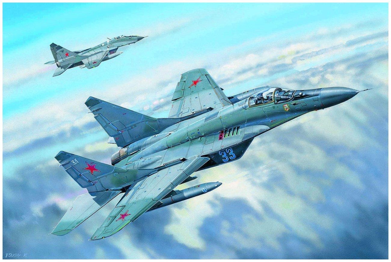1/32 MiG29C Fulcrum Russian Fighter