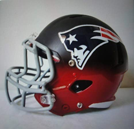 c54552464 Amazon.com  Tom Brady Signed Helmet - Custom Authentic 3 12 - Steiner Sports  Certified - Autographed NFL Helmets  Sports Collectibles
