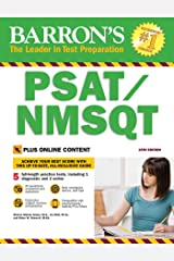 Barron's PSAT/NMSQT with Online Tests (Barron's Test Prep) Paperback