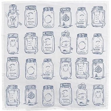 Primitves By Kathy Tea Towel - Mason Jar