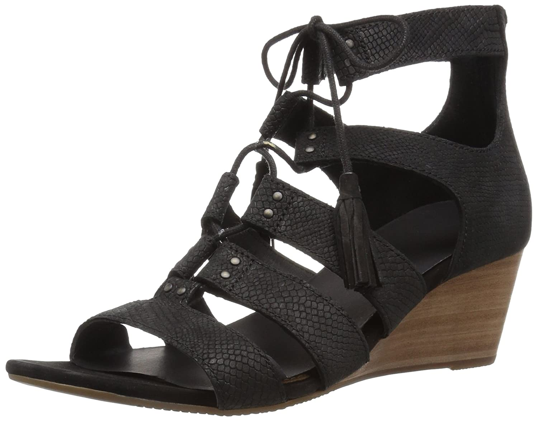 2cb12bb58be UGG Women's Yasmin Snake Gladiator Sandal