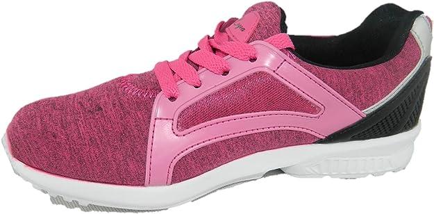Zapatillas LEGEA Aida Zapatillas Mujer Running Deportes Atletismo: Amazon.es: Zapatos y complementos