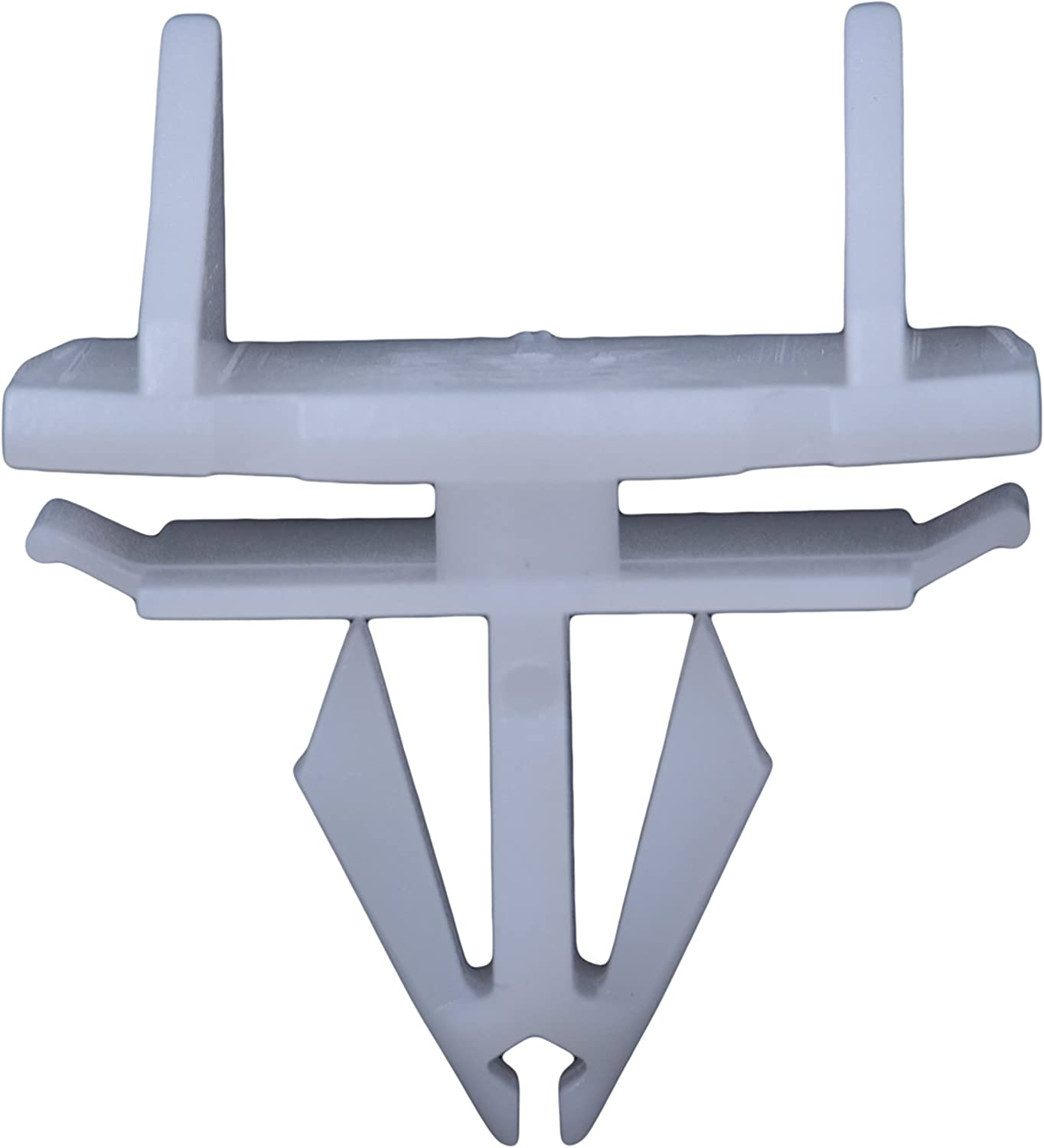 Clipsandfasteners Inc 10 Rocker Moulding Clips For 55157070-AC Jeep Liberty