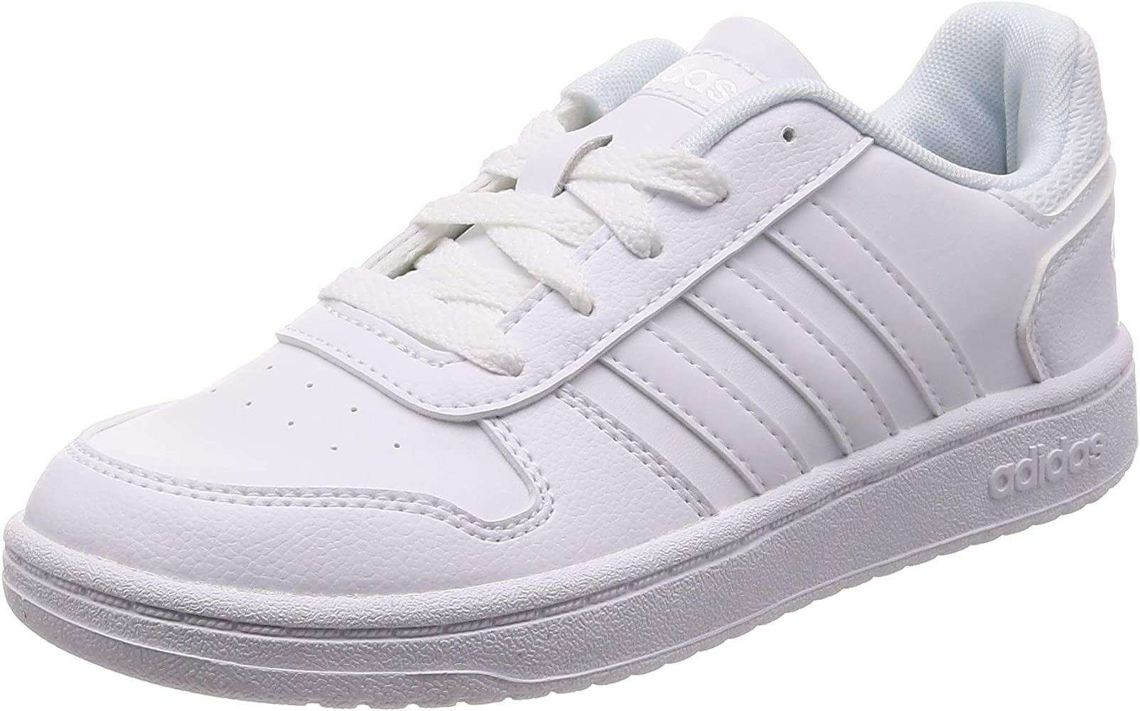 chaussures adidas hoops femme