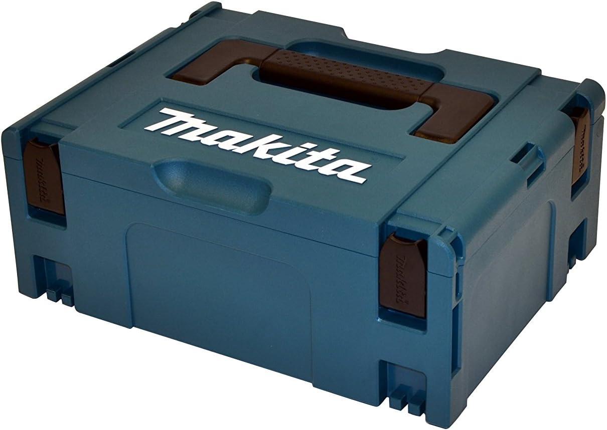 Makita Multifunktionswerkzeug TM3010CX4J im MAKPAC mit 41-teiligem Zubehörset