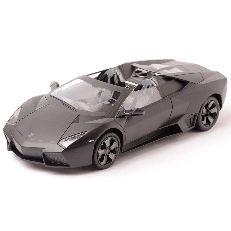 Buy Mz Lamborghini Reventon Roadster Rc Sports Car Matte Black Or