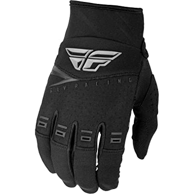 Fly Racing 2020 F-16 Gloves (XXX-Large) (Black): Automotive