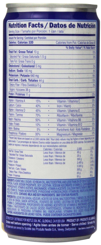 Amazon.com : Supligen Vanilla Energy Drink, 9.8 Ounce (Pack of 6) : Grocery & Gourmet Food