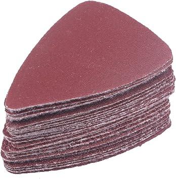 25pcs Finger-Shaped Sandpaper Sanding Paper 60//80//120//180//240#