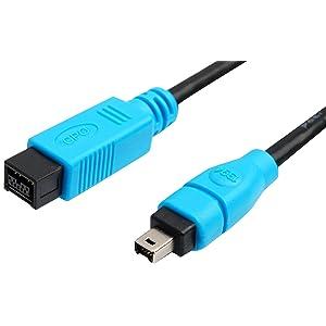 Firewire-kabel & -adapter 1.8mtr Belkin Ieee 1394 Firewire Kabel 6pin-4pin
