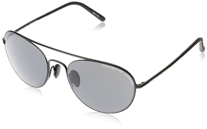 ab925930d485 Amazon.com  Porsche Design Men s P 8606 P8606 C Black Fashion ...