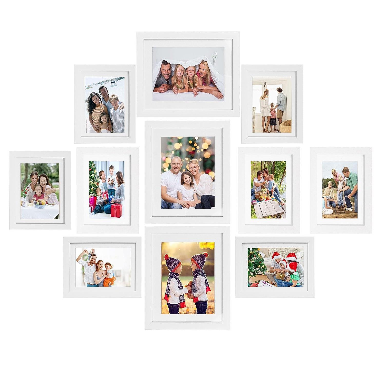 6248d031c46 Amazon.com - Voilamart Picture Frames Set of 11