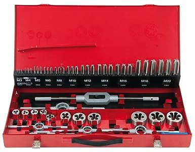 KS Tools 331.0654 - Pack de 54 piezas de acero de herramientas de ...