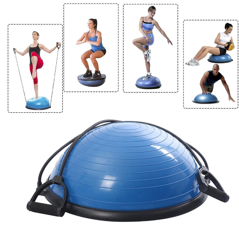Pilates Ball - Pelota para Pilates Pro Trainer Bosu Balance ...