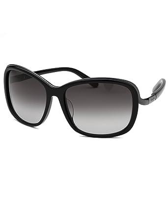 Amazon.com: calvin klein CK 7308s 001 cuadrado negro ...