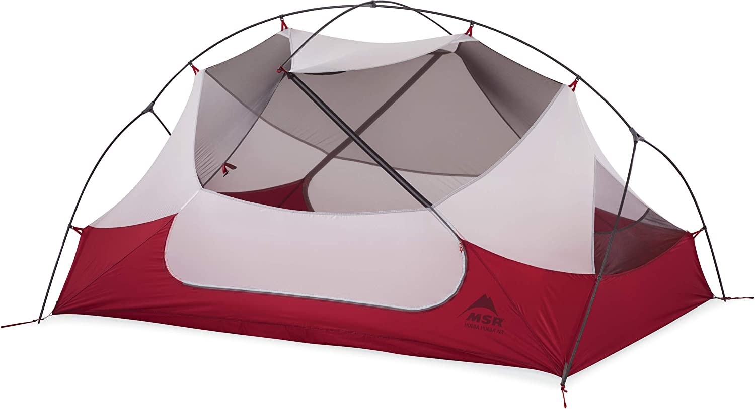 MSR Hubba Hubba NX 2-Person Lightweight Backpacking Tent